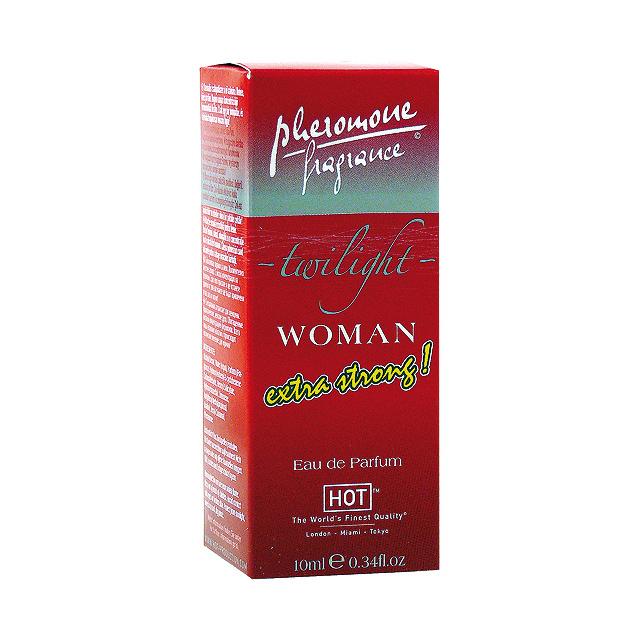 Feromonový parfém pro ženy - HOT Woman twilight extra Strong 10ml