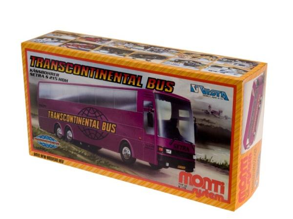 MONTI SYSTÉM 32 Auto Bus Setra TRANSCONTINENTAL MS32 0108-32