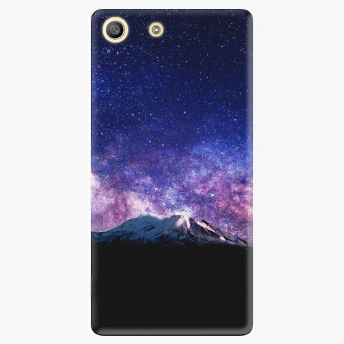 Plastový kryt iSaprio - Milky Way - Sony Xperia M5