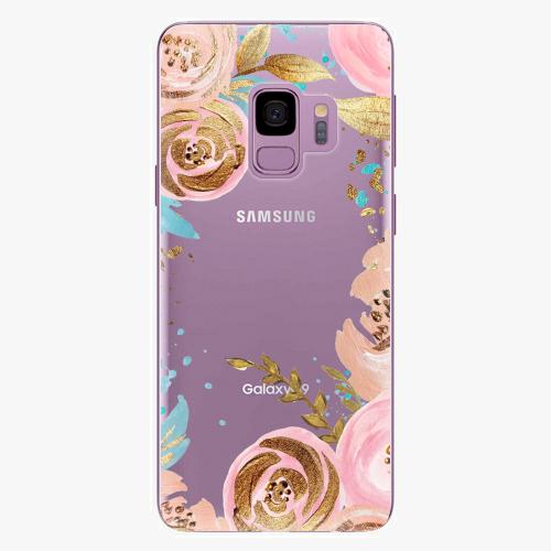 Plastový kryt iSaprio - Golden Youth - Samsung Galaxy S9