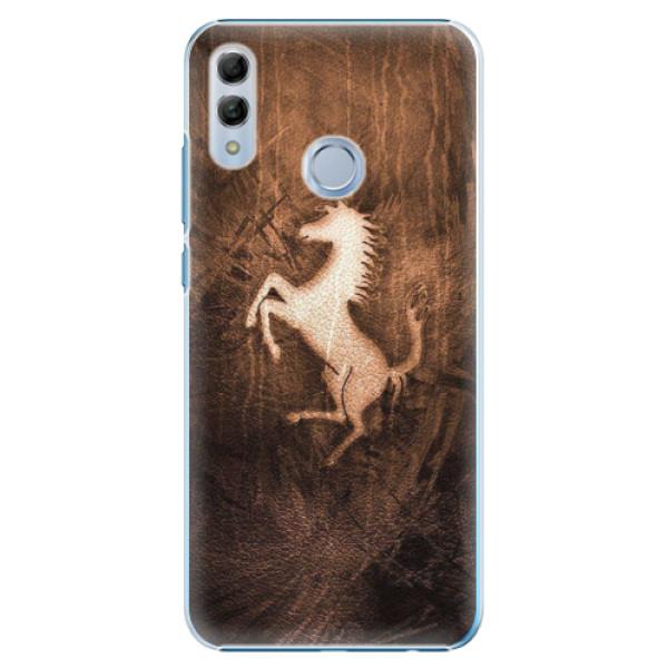 Plastové pouzdro iSaprio - Vintage Horse - Huawei Honor 10 Lite