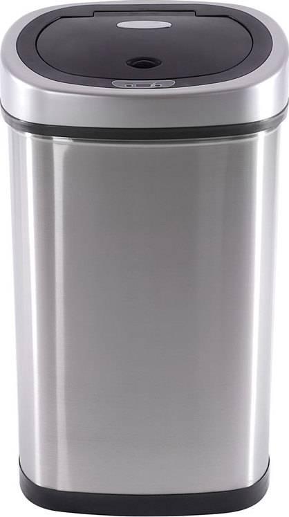 Helpmation bezdotykový koš OVAL 50 litrů DZT50-9 + dárek k nákupu