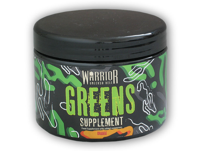Greens Supplement 150g-orange