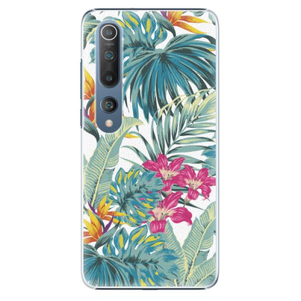 Plastové pouzdro iSaprio - Tropical White 03 - Xiaomi Mi 10 / Mi 10 Pro