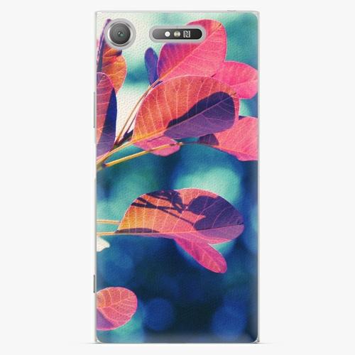 Plastový kryt iSaprio - Autumn 01 - Sony Xperia XZ1