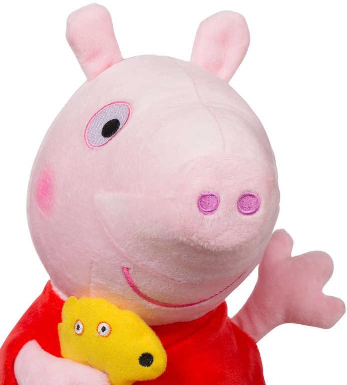 PLYŠ Prasátko PEPINA (Peppa Pig) 30cm *PLYŠOVÉ HRAČKY*
