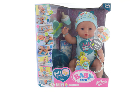 BABY born®, chlapec TV 1.9.-31.12.2018