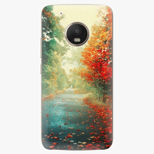 Plastový kryt iSaprio - Autumn 03 - Lenovo Moto G5 Plus