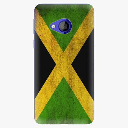 Plastový kryt iSaprio - Flag of Jamaica - HTC U Play