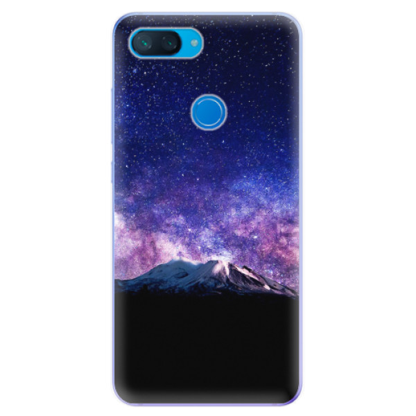 Odolné silikonové pouzdro iSaprio - Milky Way - Xiaomi Mi 8 Lite