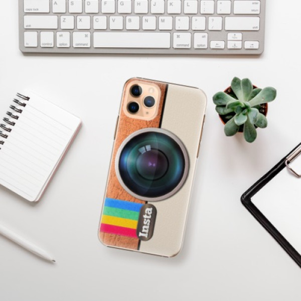 Plastové pouzdro iSaprio - Insta - iPhone 11 Pro Max