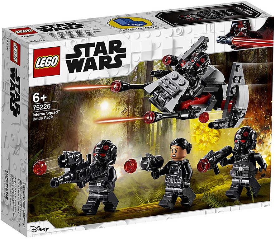 LEGO STAR WARS Bojový balíček elitního komanda Inferno 75226