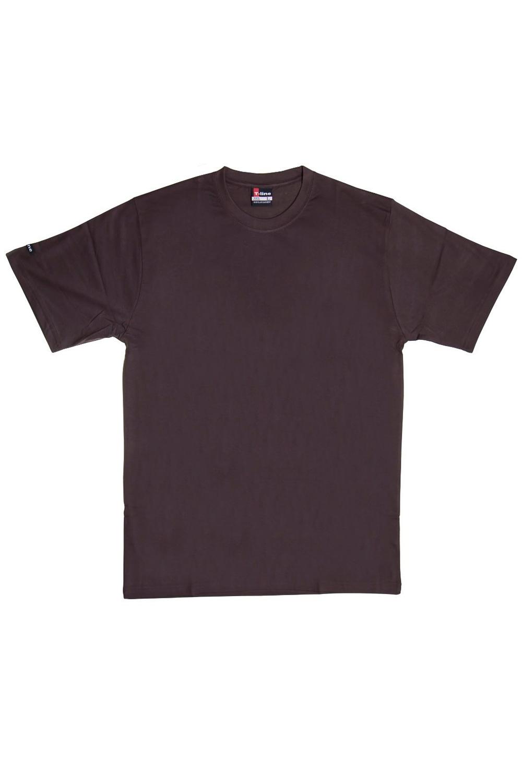Pánské tričko 19407 brown