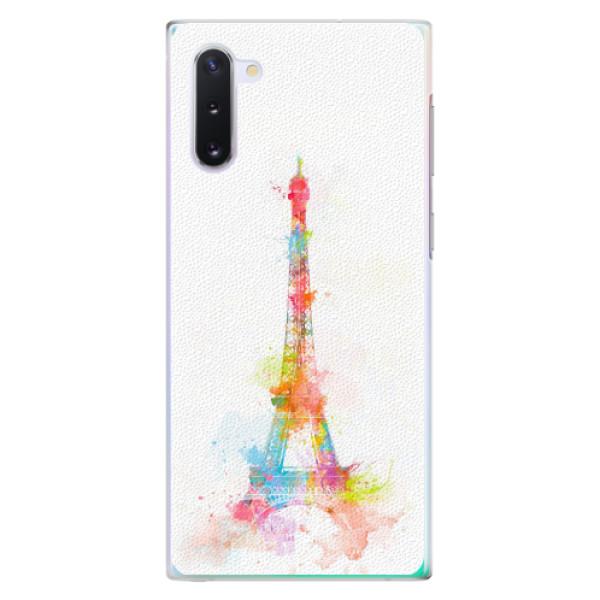 Plastové pouzdro iSaprio - Eiffel Tower - Samsung Galaxy Note 10