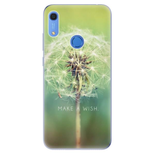 Odolné silikonové pouzdro iSaprio - Wish - Huawei Y6s
