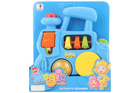 Baby mašinka na baterie
