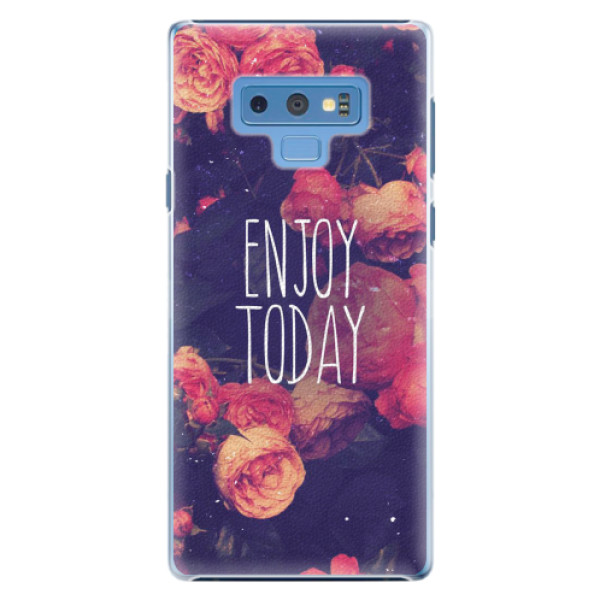 Plastové pouzdro iSaprio - Enjoy Today - Samsung Galaxy Note 9