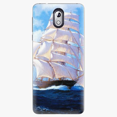 Plastový kryt iSaprio - Sailing Boat - Nokia 3.1
