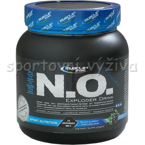 N.O. Exploder drink - 600g-ananas