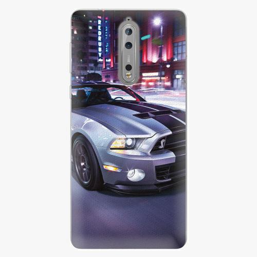Plastový kryt iSaprio - Mustang - Nokia 8