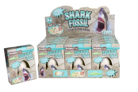 Tesání vejce žralok