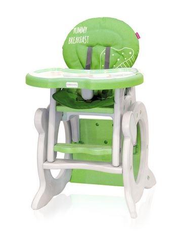 Jídelní stoleček Coto Baby Stars Q 2017 - Green