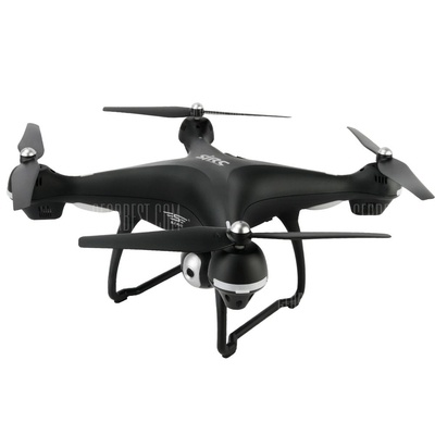 SJ70W - dron s GPS - zabiják X8PRO - černá