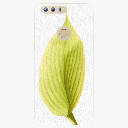Plastový kryt iSaprio - Green Leaf - Huawei Honor 8