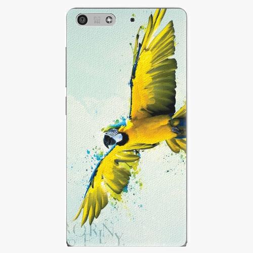 Plastový kryt iSaprio - Born to Fly - Huawei Ascend P7 Mini