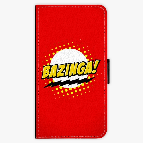 Flipové pouzdro iSaprio - Bazinga 01 - Samsung Galaxy J3 2017