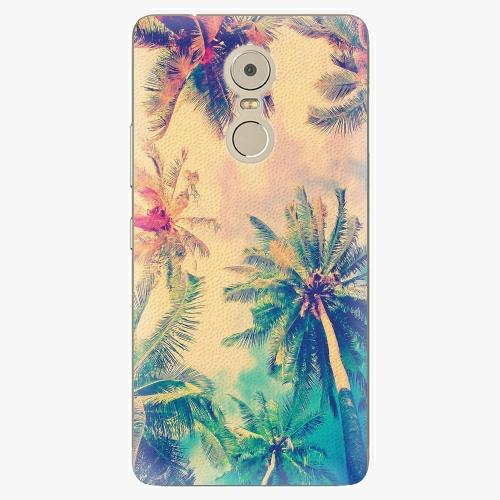 Plastový kryt iSaprio - Palm Beach - Lenovo K6 Note