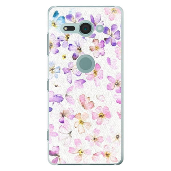 Plastové pouzdro iSaprio - Wildflowers - Sony Xperia XZ2 Compact
