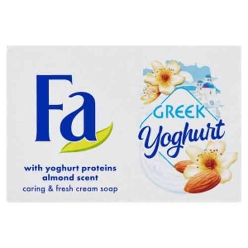 Mýdlo Greek Yoghurt Almond Scent 90g