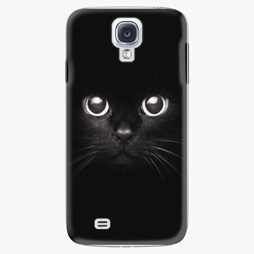 Plastový kryt iSaprio - Black Cat - Samsung Galaxy S4