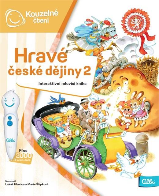 KČ Kniha Hravé české dějiny 2