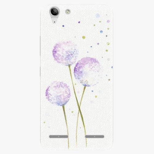 Plastový kryt iSaprio - Dandelion - Lenovo Vibe K5