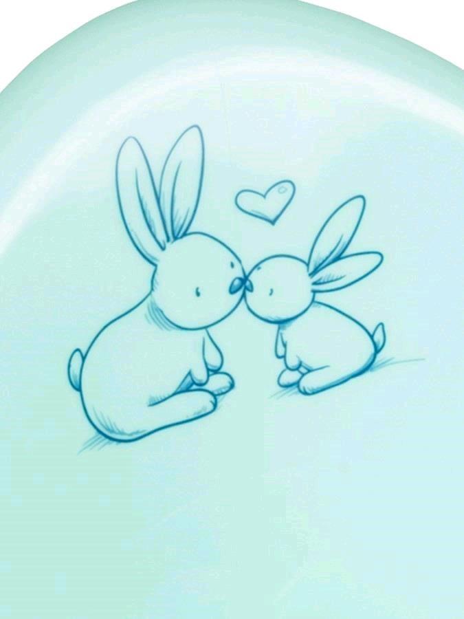 Dětský nočník s poklopem Bunny