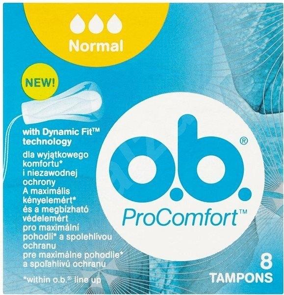 ProComfort Normal Tampons 8 ks