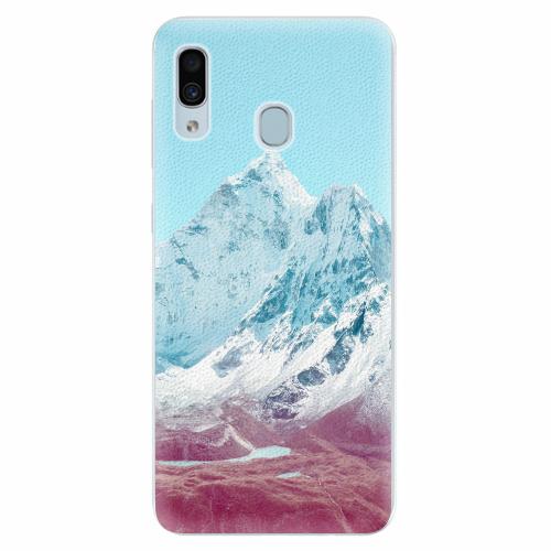 Silikonové pouzdro iSaprio - Highest Mountains 01 - Samsung Galaxy A30