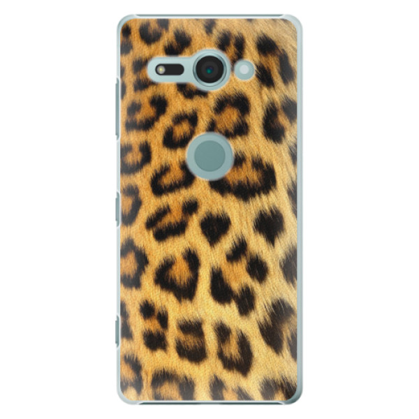 Plastové pouzdro iSaprio - Jaguar Skin - Sony Xperia XZ2 Compact