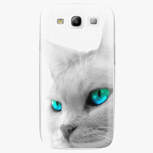 Plastový kryt iSaprio - Cats Eyes - Samsung Galaxy S3