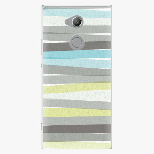 Plastový kryt iSaprio - Stripes - Sony Xperia XA2 Ultra