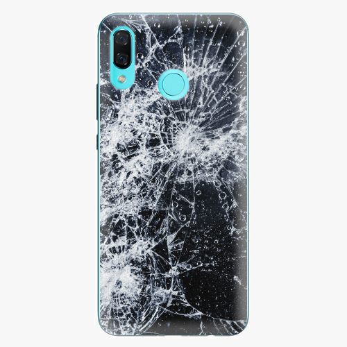 Plastový kryt iSaprio - Cracked - Huawei Nova 3