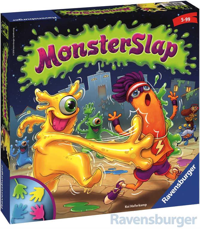 RAVENSBURGER Hra Monster Slap