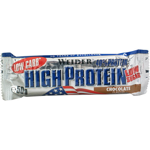 High Protein Low Carb Bar - 50g-chocolate