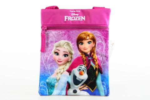 Taštička Frozen vínová