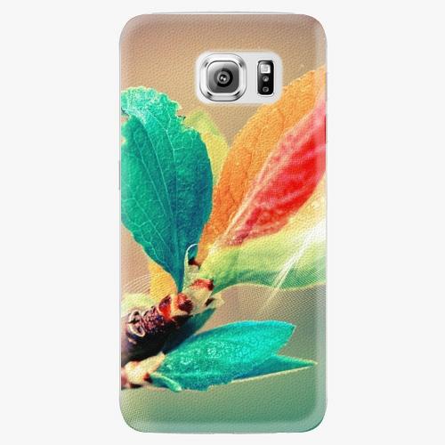Plastový kryt iSaprio - Autumn 02 - Samsung Galaxy S6 Edge