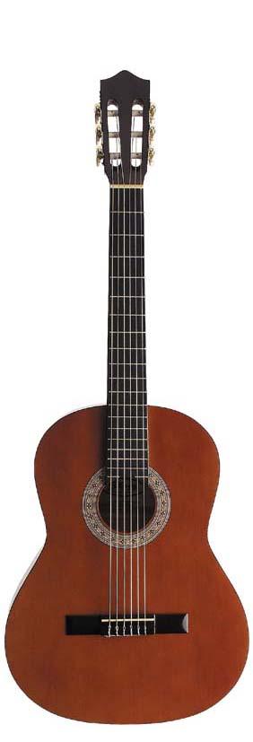 Stagg C536, klasická kytara 3/4