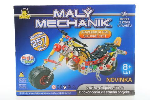Malý mechanik motorka