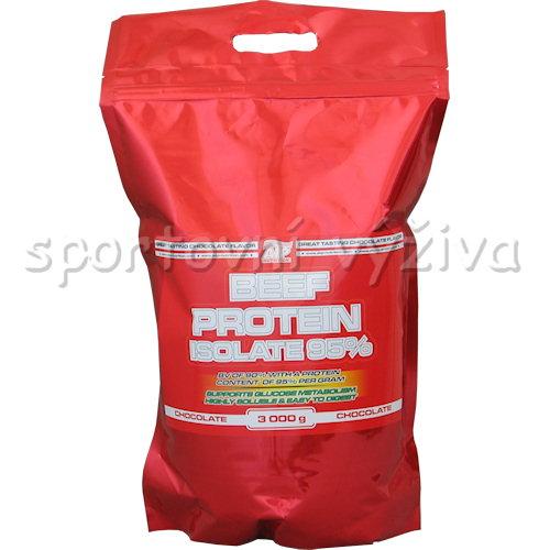 Beef Protein Isolate 95% 3000g-cokolada